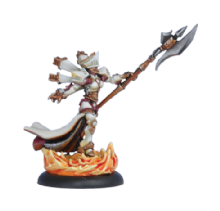 Menoth Epic Feora - Protector of the Flame